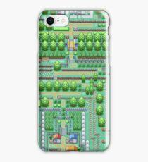 Pokemon Town iPhone Case/Skin