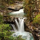 Johnston Canyon by Tracy Friesen
