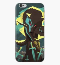 Sif der große graue Wolf iPhone-Hülle & Cover