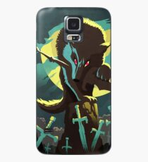 Sif the Great Grey Wolf Case/Skin for Samsung Galaxy