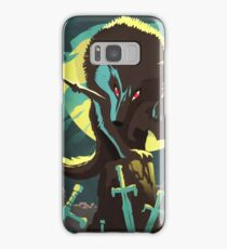Sif the Great Grey Wolf Samsung Galaxy Case/Skin
