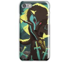 Sif the Great Grey Wolf iPhone Case/Skin