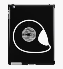 Disco Helmet iPad Case/Skin