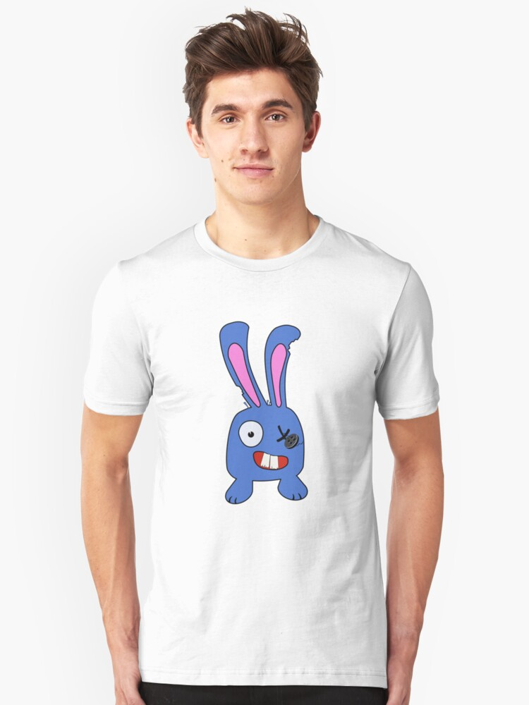 Mad Bunny by mdkgraphics