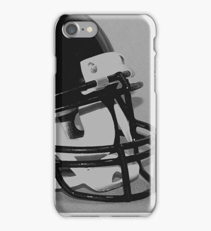 football helmet iPhone Case/Skin