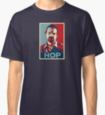 Jim Hopper for President! Classic T-Shirt