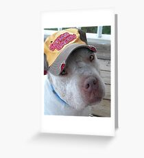 Dexters Legacy & Rescue Friends Greeting Card