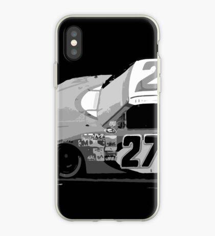 nascar 27 iPhone Case