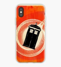 VERTIGO WHO iPhone Case