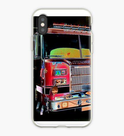 firetruck study iPhone Case