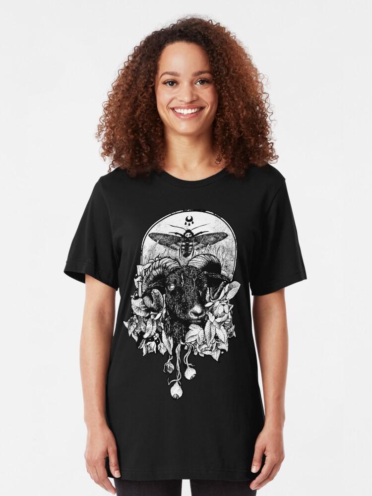 Vista alternativa de Camiseta ajustada Krogl
