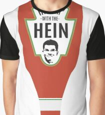 Hit Em With The Hein  Graphic T-Shirt