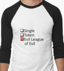 Evil League Of Evil Member T-Shirt