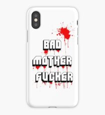 Pulp Ficition BMF iPhone Case/Skin