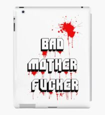 Pulp Ficition BMF iPad Case/Skin