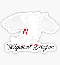 Judgment Dragon - Yu-Gi-Oh! Sticker