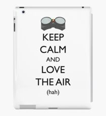 Love your hair WAIT NO iPad Case/Skin