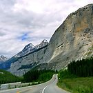 Road Trip II    2015 Canadian Rockies by Elfriede Fulda