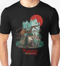 Blood Echo Time Unisex T-Shirt