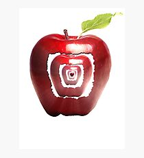 growing apples from apples Photographic Print