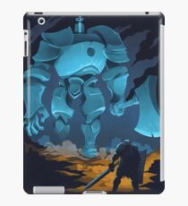 BLACK IRON TARKUS iPad Case/Skin