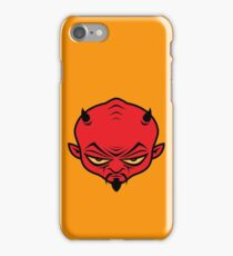 Devil Dude iPhone Case/Skin