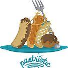 Pastriotic - Fork Raising by Pastriotic