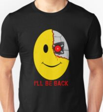 Terminator Smiley Face T-Shirt