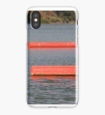 Lake Barriers iPhone Case/Skin