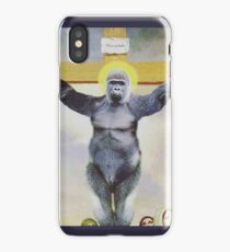 RIP Harambe - Son of God iPhone Case/Skin