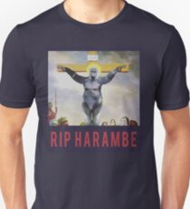 RIP Harambe - Son of God Unisex T-Shirt