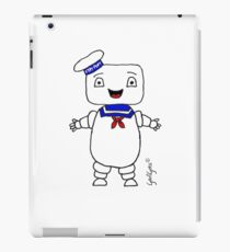 Stay Puft iPad Case/Skin
