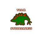 Team Stegosaurus by panaves