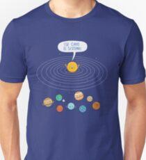¡Se cayó el sistema! T-Shirt