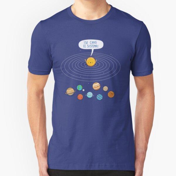 ¡Se cayó el sistema! Slim Fit T-Shirt