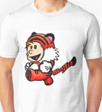 Super Calvin and Hobbes Unisex T-Shirt