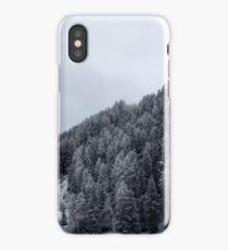 Snowy Trees - Austria iPhone Case