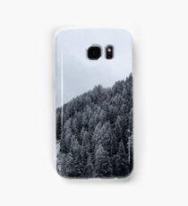 Snowy Trees - Austria Samsung Galaxy Case/Skin