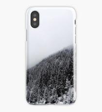 Frozen Car Park iPhone Case