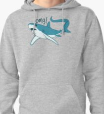 Thresher shark - OMG! Pullover Hoodie