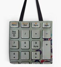 Keyboard Tote Bag