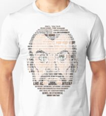 Krieger Quotes (Archer) T-Shirt