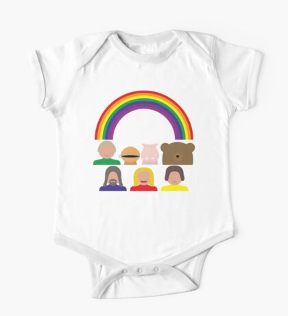 NDVH Rainbow Kids Clothes