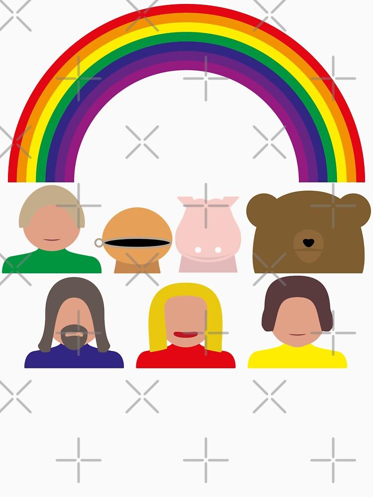 NDVH Rainbow by nikhorne