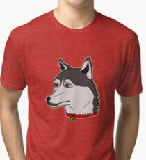 Life's a Dog - Shirts and More Tri-blend T-Shirt