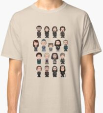 The Musketeers: The Whole Cast (shirt) Classic T-Shirt