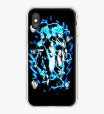 Goku & Vegeta Super Saiyan GoD/Blue iPhone Case