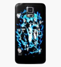 Goku & Vegeta Super Saiyan GoD/Blue Case/Skin for Samsung Galaxy