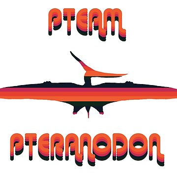 Pteam Pteranodon by panaves