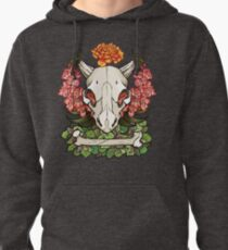 Cubone- life and death Pullover Hoodie